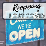 Reopening Post COVID-19